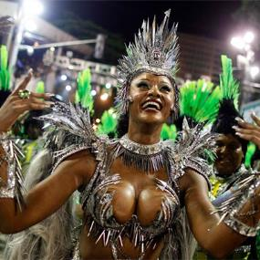 VIVI EL CARNAVAL en Rio de Janeiro con Gol