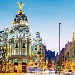 Madrid, Andalucía, Costa del Sol y Toledo