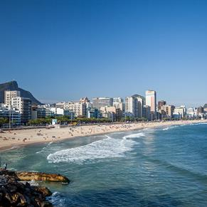 Rio de Janeiro - Barra da Tijuca con Gol - Verano