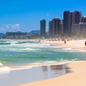 Rio de Janeiro - Barra da Tijuca con Latam -  Verano