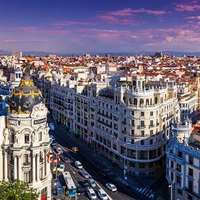 Madrid - Baja Temporada - UX