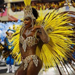 Río de Janeiro - Sabor a Carnaval con Latam
