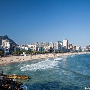 Rio de Janeiro - Vacaciones de Primavera -  CHARTER  Latam