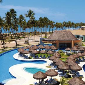 Praia do Forte  - Semana de Turismo - Vuelo Charter