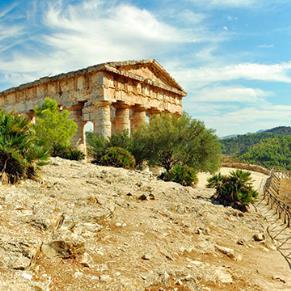 Italia - Tesoros de Sicilia