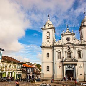Ciudades Históricas de Minas Gerais - Salidas Grupales Temáticas