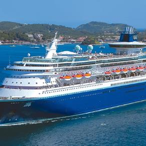 Barcelona con crucero Pullmantur Sovereign cupos confirmados - Air Europa