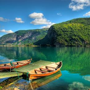 Fiordos Noruegos - Surland