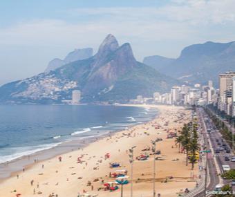 Río de Janeiro con Latam