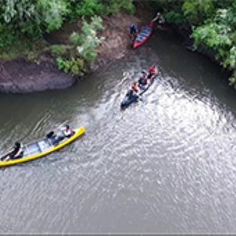 Fin de semana de canotaje y naturaleza - Balcón del Abra - Turismo Nacional
