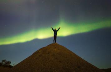 Alaska - Auroras Boreales