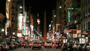 Fin de semana en Buenos Aires + Teatro