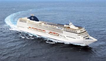 Crucero transatlántico MSC Preziosa desde Santos hasta Kiel
