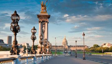 París y Países Bajos - VPT