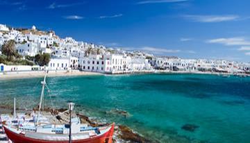 Crucero Pullmantur buque Horizon Islas Griegas desde Atenas - Air Europa