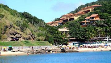 Luna de Miel - Buzios - Rio Buzios Beach Hotel & Spa con Latam