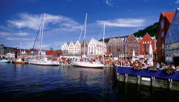 Crucero Pullmantur buque Zenith desde Trondheim - Air Europa