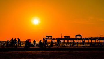 Miami Beach: Playa, Brisa y Mar - Latam
