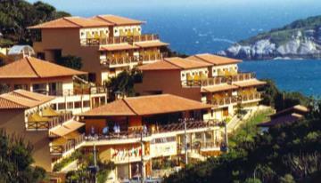 Luna de Miel - Buzios - Rio Buzios Beach Hotel & Spa con Gol