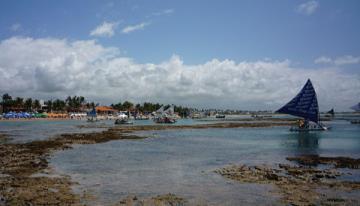 Porto de Galinhas con Latam