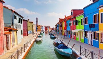 Delicias de Italia de Venecia a Roma - 6 noches