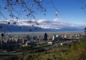Escapada a Santiago con Latam