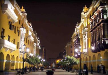 "Lima ""Colonial y Moderna"" -  Avianca"