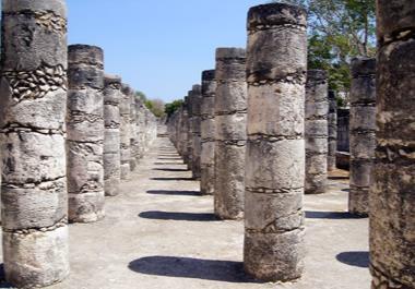 México, Chiapas, Yucatán y Cancún o Riviera Maya