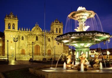 Lima y Cuzco Express - Avianca