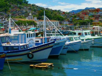 Angra dos Reis y Río de Janeiro - Baja Temporada - LA