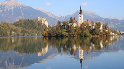 Las Perlas de Eslovenia, Bosnia y Croacia Desde Praga