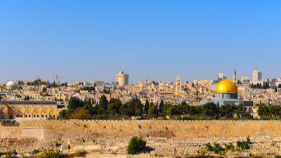 Israel con Mar Rojo y Petra - Surland