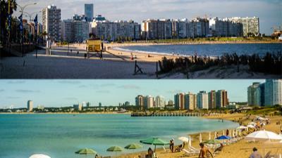 Combinado Dos Ciudades - Montevideo y Punta del Este (Paquete Neto)