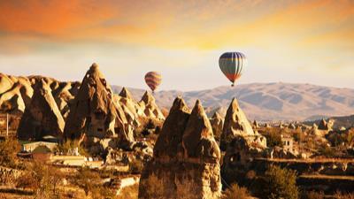 Turquia - Capadocia Mágica (Opción Bus)