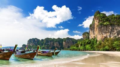 Playas de Tailandia - Krabi
