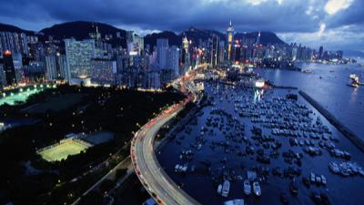 Extensión a Hong Kong