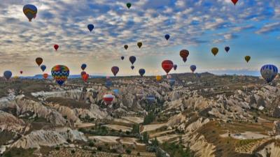 Turquia - Capadocia Mágica