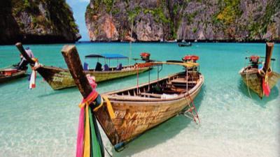 Playas de Tailandia - Phi Phi Island