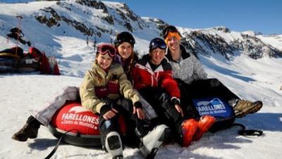 Disfrute la nieve en Chile - LA