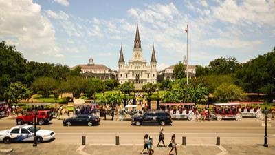 Colores de New Orleans