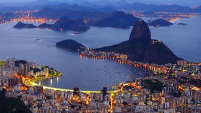 Río de Janeiro con Gol