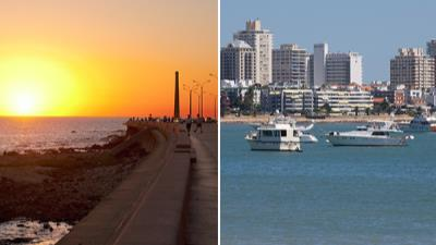 Combinado Montevideo – Punta del Este (Paquete Neto)
