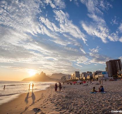 Rio de Janeiro - Vacaciones de Julio - LA