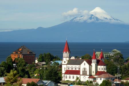 Santiago y Puerto Varas con Latam - Vacaciones de Julio
