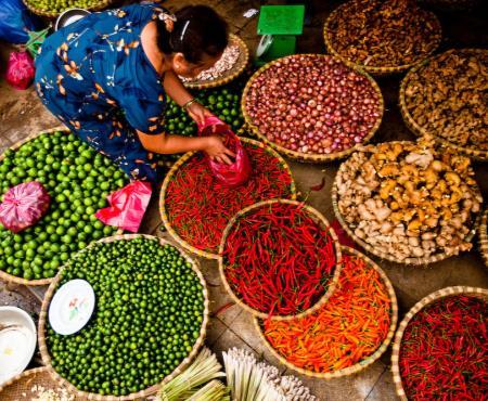 Colores de Vietnam