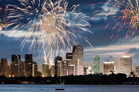 Miami - Especial de fin de año