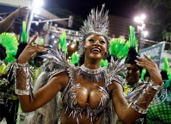 VIVI EL CARNAVAL en Rio de Janeiro con Latam