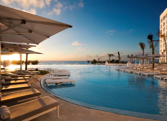 Cancun - Vacaciones de Lujo en Primavera -  Copa Vacations