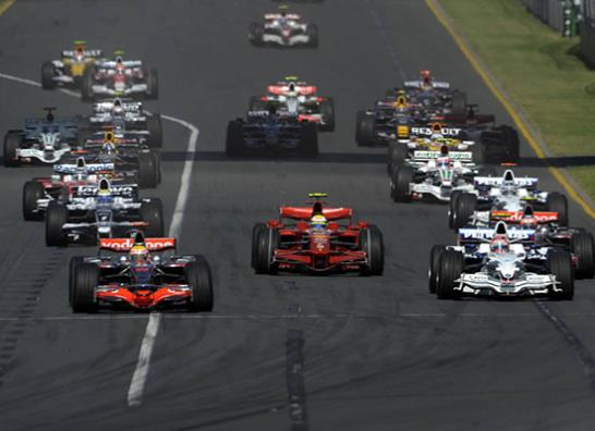 Gran Premio Formula 1 - Gol