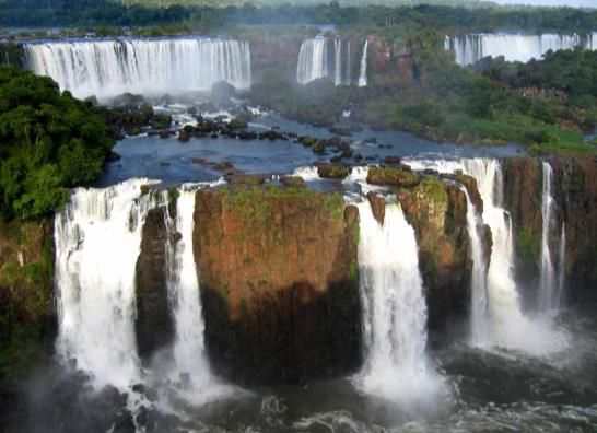 487324a9e8 Cataratas del Iguazú con Aerolíneas Vacaciones - 05 días